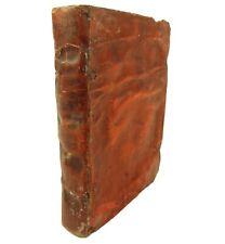 1578 Epitome Thesauri Linguae Sanctae.  Hebrew to Latin thesaurus. Plantin