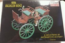 Minicraft 1/16th scale 1886 Daimler Benz plastic car kit
