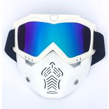 Winter Snow Sports Goggles Ski Snowboard Snowmobile Skate Full Face Mask Glasses