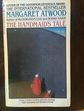 The Handmaid's Tale by Margaret Atwood, Paperback 1989