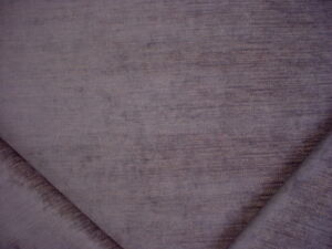 7-1/2Y DURALEE CONTRACT DNI51826 BEAUTIFUL GREY CHENILLE UPHOLSTERY FABRIC