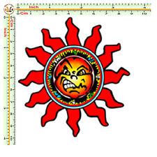 VALENTINO ROSSI sticker sun adesivo sole auto moto casco helmet tuning 1 pz.