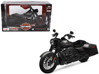 2017 Harley Davidson Road King Special 1:12 Model Motorcycle - Maisto - 32336*