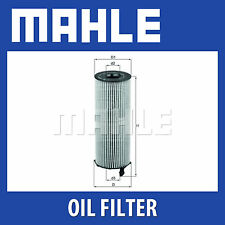 Mahle Oil Filter OX196/1D - Fits Audi A8 4.0TDI - Genuine Part