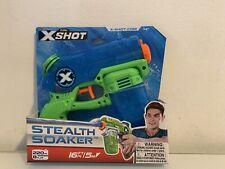 Zuru X Shot Water Blaster Stealth Soaker Water Shooting Warfare Squirt Gun Toy