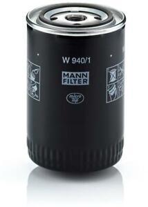 Mann-filter Oil Filter W940/1 fits FORD AUSTRALIA EXPLORER UN,UP,UQ,US