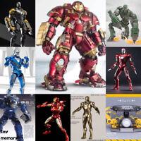 Comicave 1/12 Iron Man figure MK25 MK26 MK30 MK33 MK44 MK21 MK7 FIGURE TOY-NEW