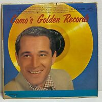 Perry Como – Como's Golden Records: RCA Victor 1958 Vinyl LP ( Jazz  Rock  Pop)