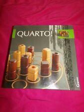 QUARTO ! MENSA Select Wood Game by Gi Gamic COMPLETE.