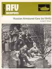 AFV Weapons Profile 60 - Russian Armoured Cars 1945 - DVD
