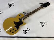 Epiphone Les Paul 50's Special P90 Guitar Husk TV Yellow