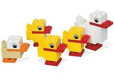 LEGO DUCK WITH DUCKLINGS 40030 Set Holiday Easter farm animal mini loose