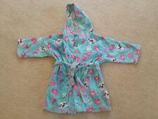 Mermaid Kitty & Fish Swimmers robe bathrobe Steve Swim kitten cat 100% cotton