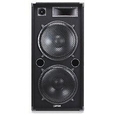 Max 170.676 Dual 15 Inch Passive DJ Speaker 2000w