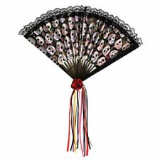 Amscan International Adultes Day of the Dead Fashion pliable Prop Fan