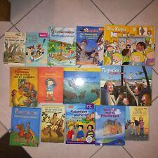 Bücherkiste 14 Kinderbücher u.a. Leserabe u. Schmökerbären Grundschule Lesealter