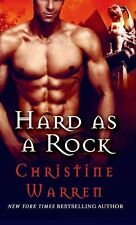 Hard as a Rock (Gargoyles Series)-ExLibrary