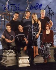 BUFFY THE VAMPIRE SLAYER CAST AUTOGRAPHED SIGNED A4 PP POSTER PHOTO 11