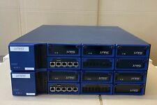 2x Juniper Networks SPC1500-A-BSE- Job Lot