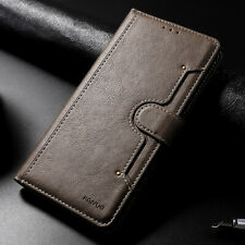 Flip Leather Wallet Card Slot Magnetic Case For Samsung Galaxy S8 S21 S10+ Note