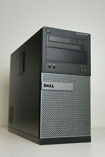 Dell OptiPlex 390 Tower Intel i5-2400 3.10GHz 500GB 8GB DDR3 HDMI Win 10 Pro