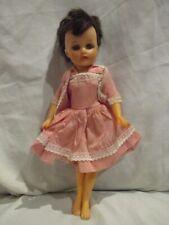 1950's Suzette Tiny Teen fashion doll by Uneeda in original fashion dress jacket