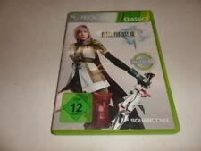 XBox 360  Final Fantasy XIII [Classics]