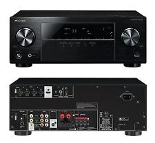 Pioneer VSX-329 Home Cinema Audio Video 5.1 3D 4k AV Receiver 5x HDMI,FM,USB