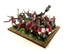 Warhammer Age of Sigmar Empire Freeguild Infantry Swordmen