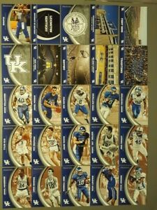 Panini College Team Collection - University of Kentucky 49 card SET (Towns, Book