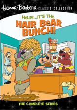 Help It's The Hair Bear Bunch Complete Series 0883316733929 DVD Region 1