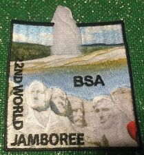 2011 World Scout Jamboree USA BSA Contingent Section Yellowstone/Rushmore