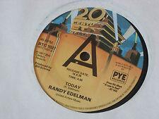 """Randy Edelman:  Today    DEMO  7""""  UNPLAYED EX SHOP"""