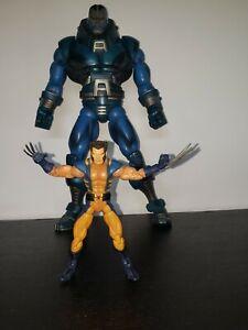 marvel legends wolverine, apocalypse Wave, (Rare Maskless Variant)