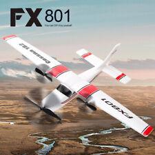 FX801 2,4GHz 2CH RC Flugzeug Ferngesteuertes Starrflügel Drohne Spielzeug RTF DE