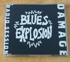BLUES EXPLOSION - DAMAGE RADIO SESSION JAPANESE PROMO CD