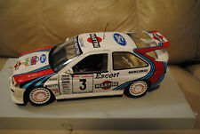 1:18 FORD ESCORT RS COSWORTH MARTINI 1995 1000 MIGLIA, UT MODELS, IN BOX, #39550