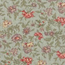MODA Fabric ~ HYDE PARK ~ Blackbird Designs (2765 13) Pond - by 1/2 yard