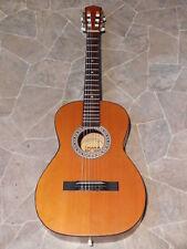Vintage LARGO by KLIRA Parlor Guitare Classique Allemagne 1970`