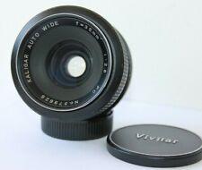 Kaligar 35mm f2.8 Wide Angle Prime Lens. Pentax M42 Screw Mount