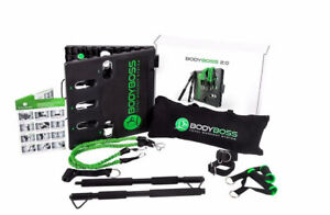 BodyBoss Home Gym 2.0 - Full Portable Gym Home Workout