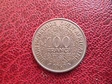 100 francs 1969 union monétaire ouest-africaine