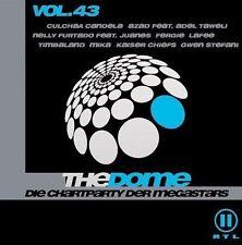 The Dome Vol. 43 - 2 CD NEU Culcha Candela Sylver Nightwish Marquess Mika Nena