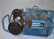SEACOMAIR SCUBA COMPRESSOR SCA100E43/4 - 300 BAR DOM: 2006,@FREE SHIPPING WW!!