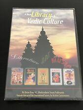 SEALED Library Vedic Culture Literature Art Music Bhakti Krishna India PC CD-ROM