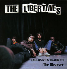 THE LIBERTINES ‎– EXCLUSIVE 5 TRACK CD  - PROMO CD (2004)