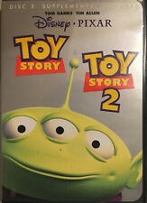 Toy Story 1 & 2 Ultimate Toy Box Collector's Set Disc 3 - Supplemental Features