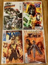 What If Secret Invasion, Siege, Uncanny & Astonishing X-Men One Shot NM