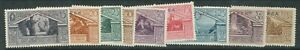 ERITREA ITALY 1930 VIRGIL SET MINT HINGED BIN PRICE GB£5.00