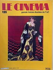 Le Cinéma n°121- 1984 : Le Cinéma muet Italien - Lyda Borelli - Enrico Guazzoni